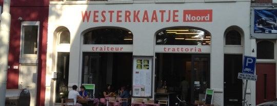 Westerkaatje Noord is one of Роттердам.