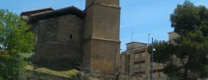 Basílica Virgen del Puy is one of Reyno de Navarra, Tierra de Diversidad.