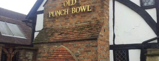 The Old Punch Bowl is one of Lugares favoritos de Mercy.
