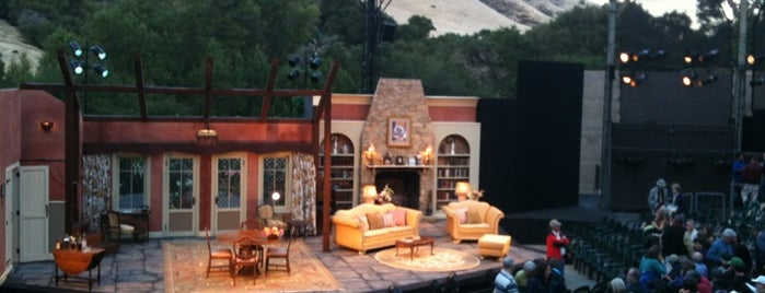 California Shakespeare Theatre (Calshakes) is one of Locais curtidos por Katherine.
