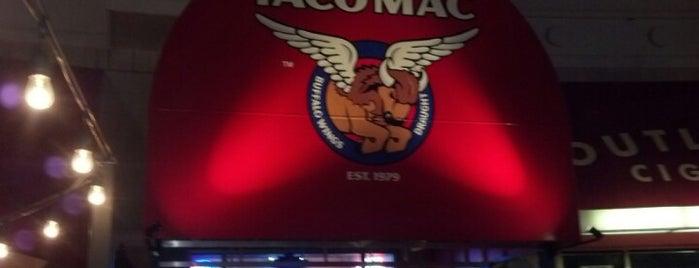 Taco Mac is one of Tempat yang Disimpan Alex.