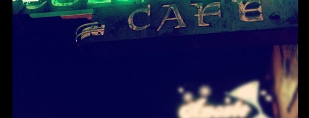 Columbus Cafe is one of My SF Bucket List.