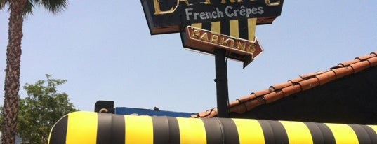 La Frite Cafe is one of Old Los Angeles Restaurants Part 2.