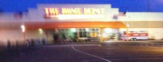 The Home Depot is one of Locais Especiais.
