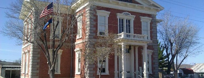 Tombstone Courthouse State Historic Park is one of West Coast Sites.