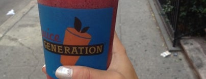 Juice Generation is one of west village.