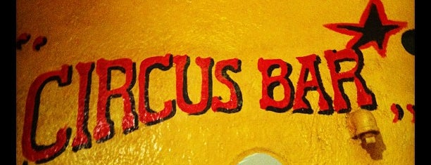 Circus Bar is one of Orte, die Vanessa gefallen.