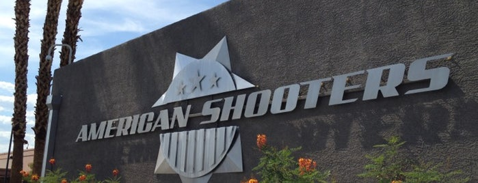 American Shooters Gun Club & Range is one of Locais curtidos por BJ.
