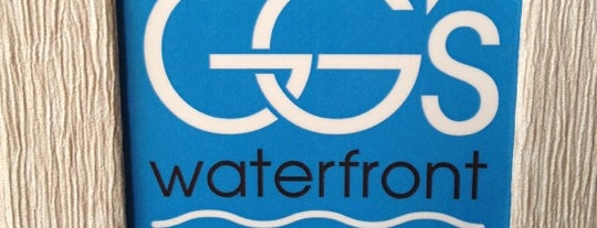 GG's Waterfront Bar And Grill is one of Dock & Dine #VisitUS.