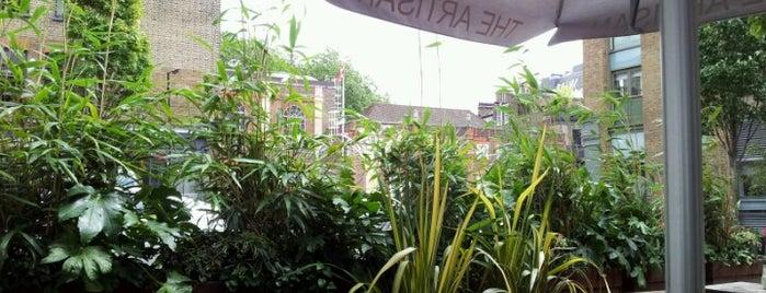 The Artisan Of Clerkenwell is one of Sevgi 님이 저장한 장소.