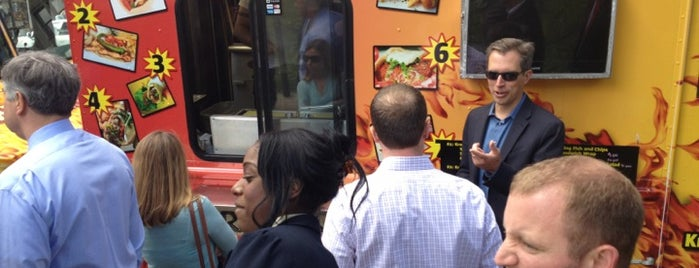 Kraving Kabob is one of Washington DC Food Trucks.