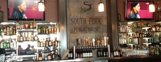 South Fork Public House is one of Wishlist: Dining.