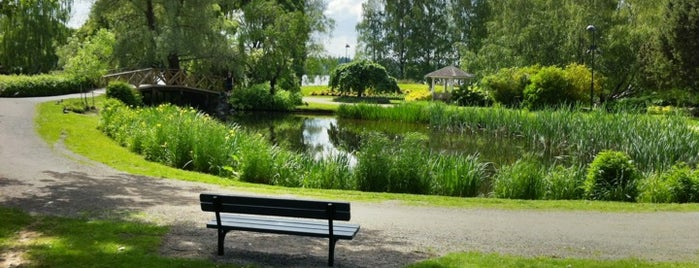 Arboretum is one of Ultimate the best of Tampere!.
