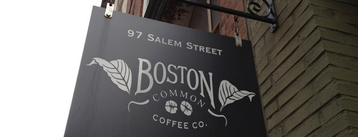 Boston Common Coffee Company is one of Boston To-Do.