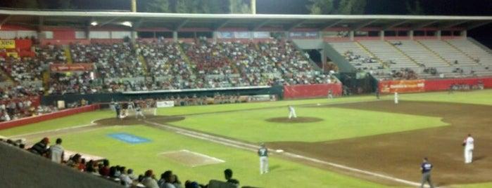 Estadio Beto Ávila is one of Veracruz.