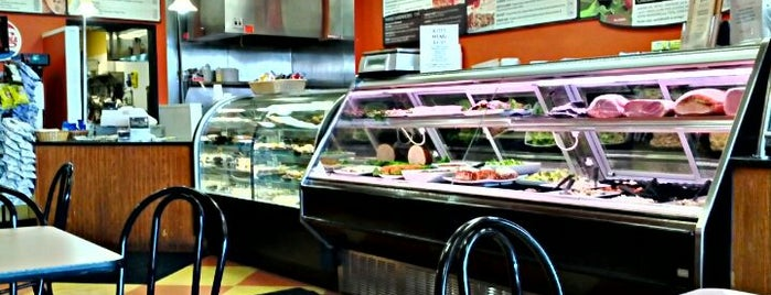 Morrisville Deli is one of 20 favorite restaurants.