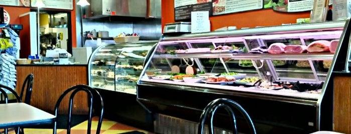 Morrisville Deli is one of 20 favorite restaurants.