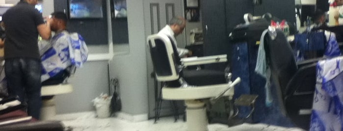Euro Barber Shop is one of Places to try.