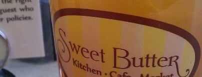 Sweet Butter Kitchen is one of Neesaさんの保存済みスポット.