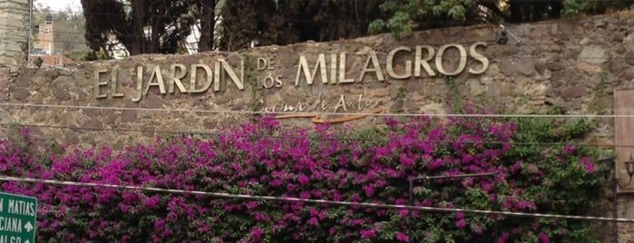 El Jardín de los Milagros is one of 16 Trip.