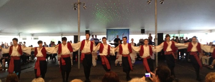 Memphis Greek Festival is one of Best happy hr..
