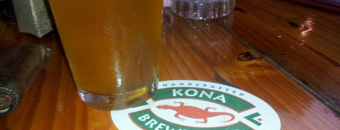 Kona Brewing Co. & Brewpub is one of Hawaii Trip 2013.