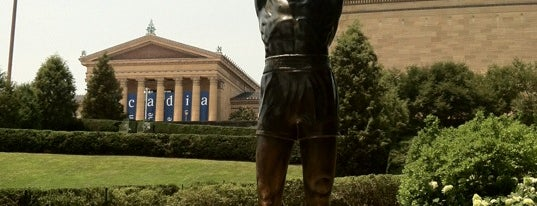Rocky Statue is one of USA Philadelphia.