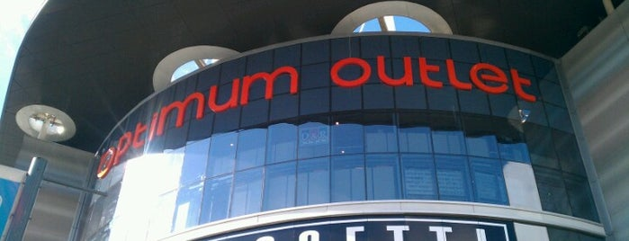 Optimum Outlet is one of เที่ยว Istanbul's Shopping Malls.