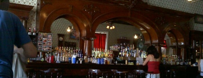 Crystal Palace Saloon is one of Carlos 님이 저장한 장소.