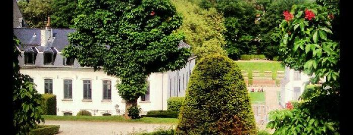 Park van Abdij Ter Kameren / Parc de l'Abbaye de la Cambre is one of Anda : понравившиеся места.