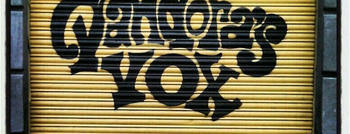 Pandora's Vox is one of Lugares favoritos de Nacho.