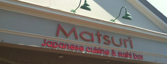 Matsuri Japanese Fusion is one of The Wil List - CT.