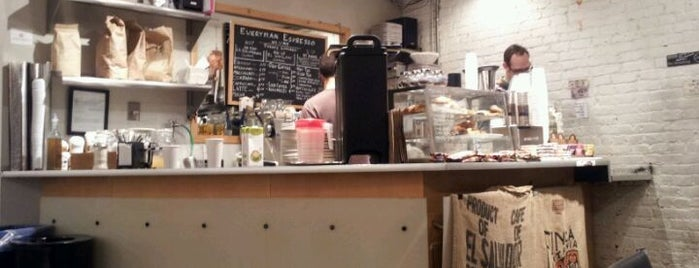 Top 5 Espresso Bars NYC