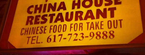 China House is one of North End Cheap Eats.
