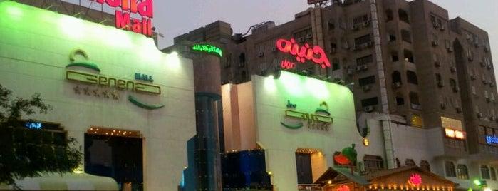 Genena Mall is one of Cairo القاهره.
