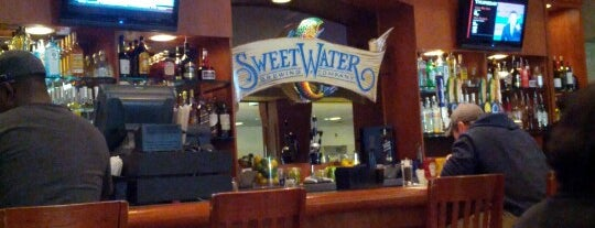 SweetWater Draft House & Grill is one of Mo's Liked Places.