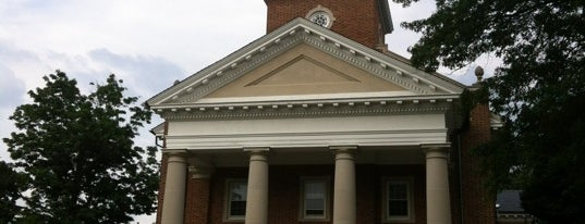 Lutheran Theological Seminary at Gettysburg is one of Ed : понравившиеся места.