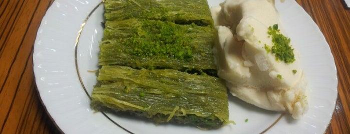 Şanlı Miroğlu Kadayıf & Billuriye is one of Şanlıurfa Yemek.