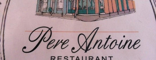 Pere Antoine Restaurant is one of Places where I've had a drink.