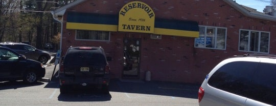 Reservoir Tavern is one of NJ Pizza.