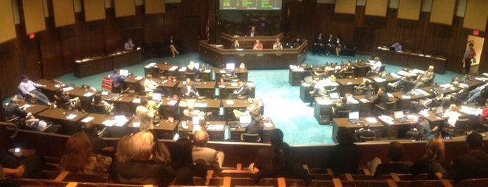 Arizona House of Representatives is one of PHX.