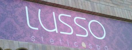 Lusso stetic spa is one of Hache Jota : понравившиеся места.