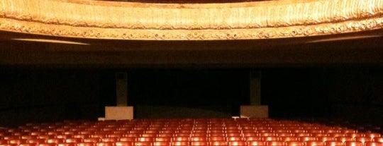 Teatro Regio is one of BsAs17.