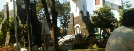 Taman Barunawati is one of Characteristic of Surabaya.