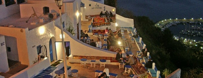 Sidi Bou Saïd is one of Tunis  #4sqCities.