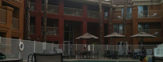 Holiday Inn Express & Suites is one of Hotels.