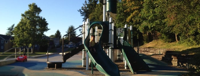 Fairmount Playground is one of Seattle's 400+ Parks [Part 2].