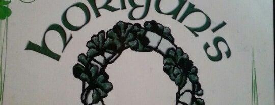 Horigan's Tavern is one of Gespeicherte Orte von Joe.