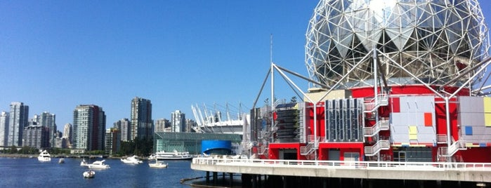 Main Street – Science World SkyTrain Station is one of Tempat yang Disimpan Angel.