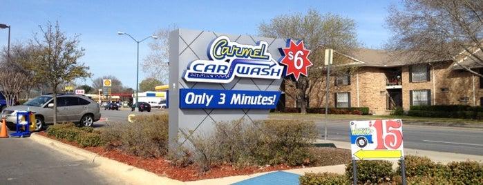 Carmel Car Wash is one of Danny'ın Kaydettiği Mekanlar.